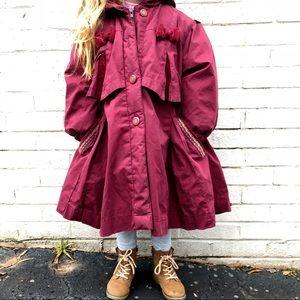 Rothschild petticoat girls size 4